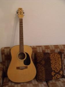 Return of the Amsterdam guitar