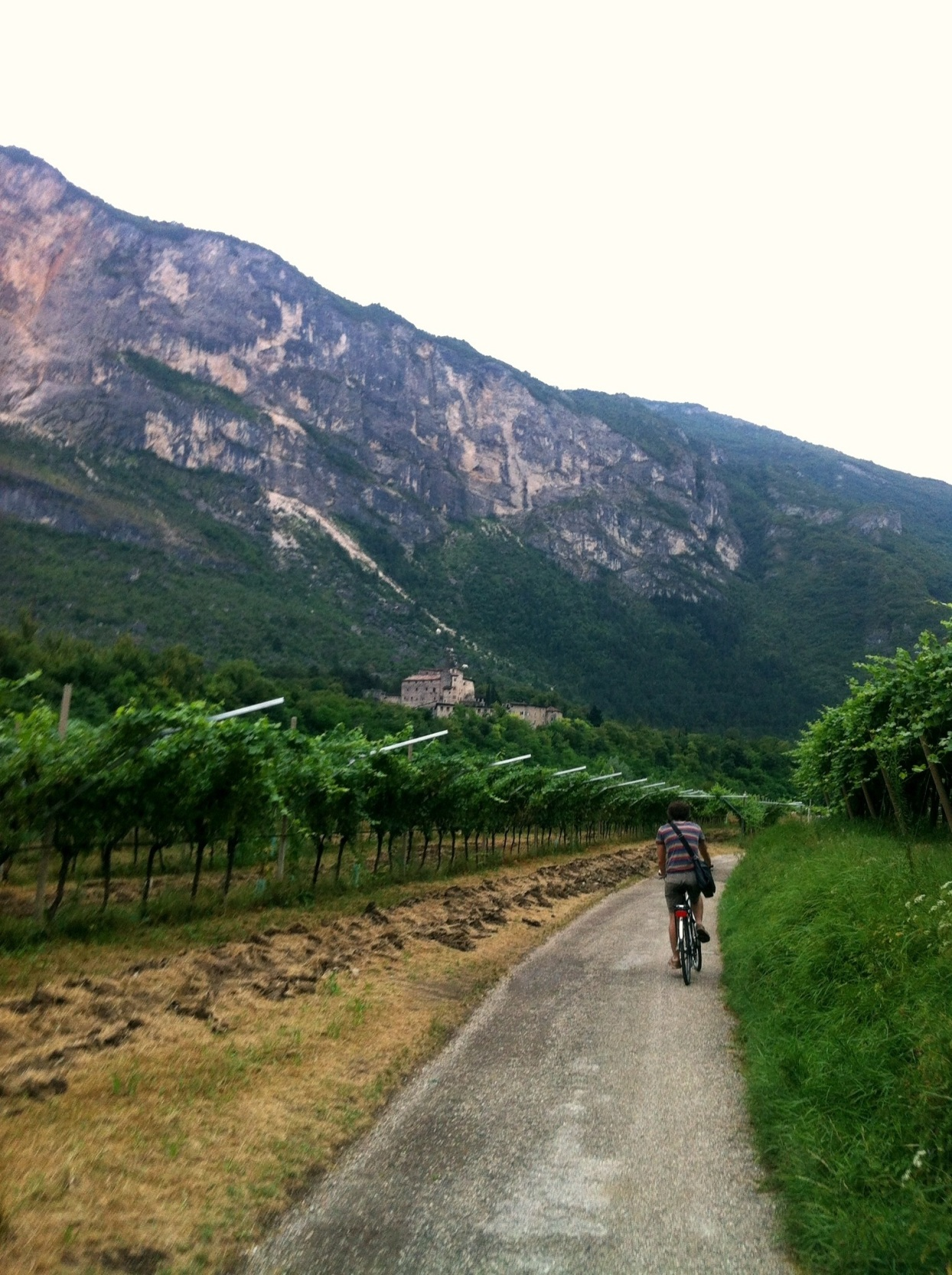 Cycling in Trentino, Italy