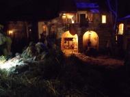 A rather large nativity scene