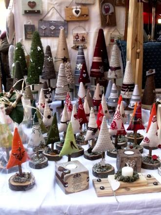 Teeny Christmas trees