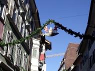 Bolzano Christmas decorations