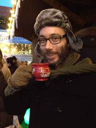 Matt! Loving the mulled wine