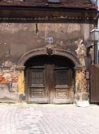 Zagreb old building