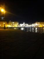 Trieste by night..