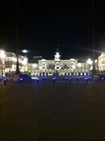 Piazza dell'unita Trieste