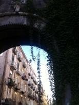 Final shot of Naples
