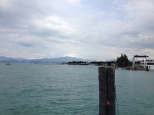 Lake Garda from the South