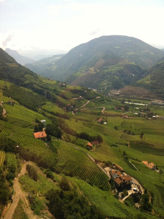 Bolzano funuvia