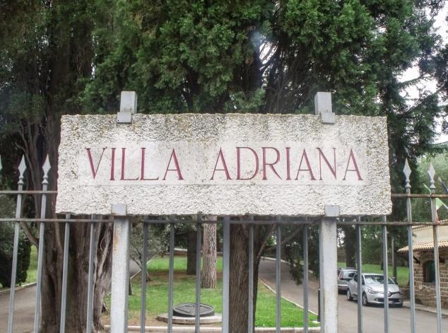 Villa Adriana Hadrians Villa Tivoli Italy
