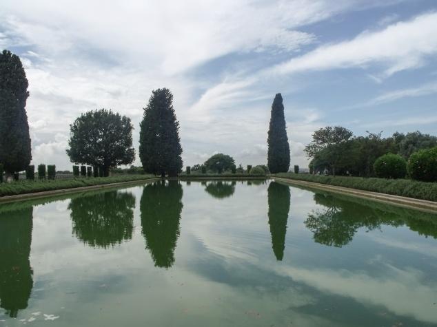 Villa Adriana Tivoli Italy