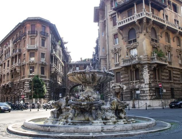 Quartiere Coppedè, Rome