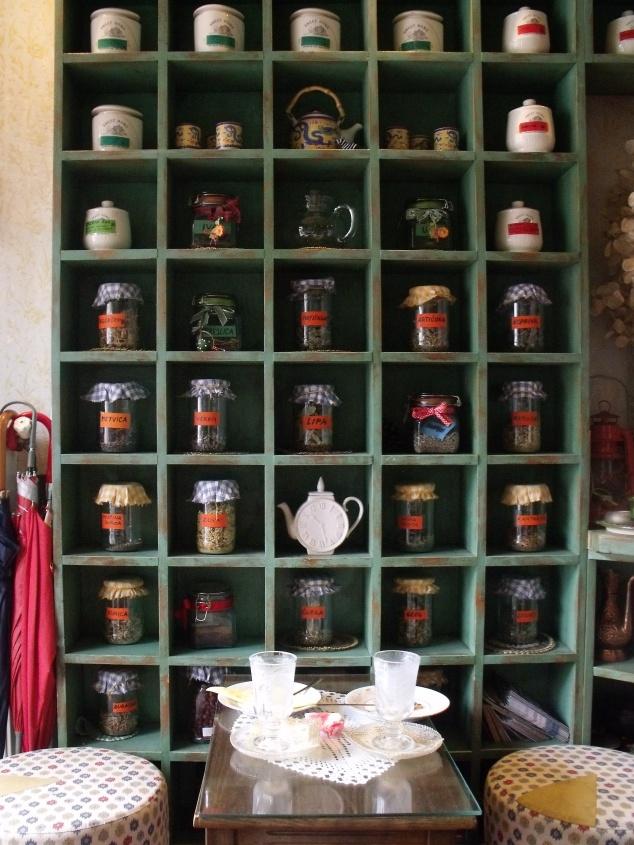 Dzirlo tea shop Sarajevo
