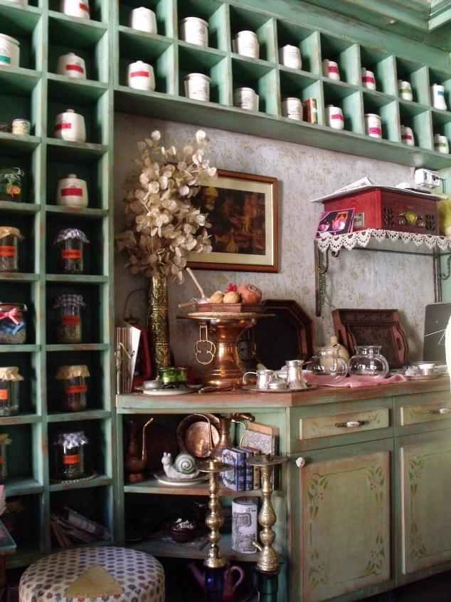 tea shop Sarajevo