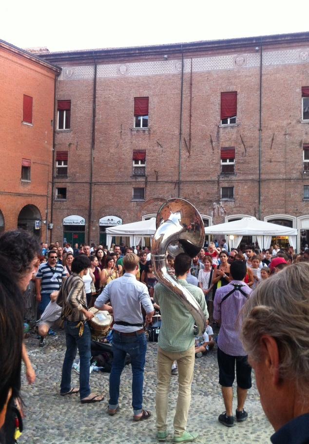 Ferrara Buskers Festival