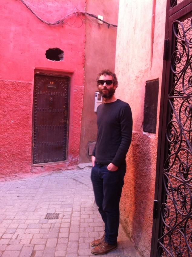 Marakech medina Morocco
