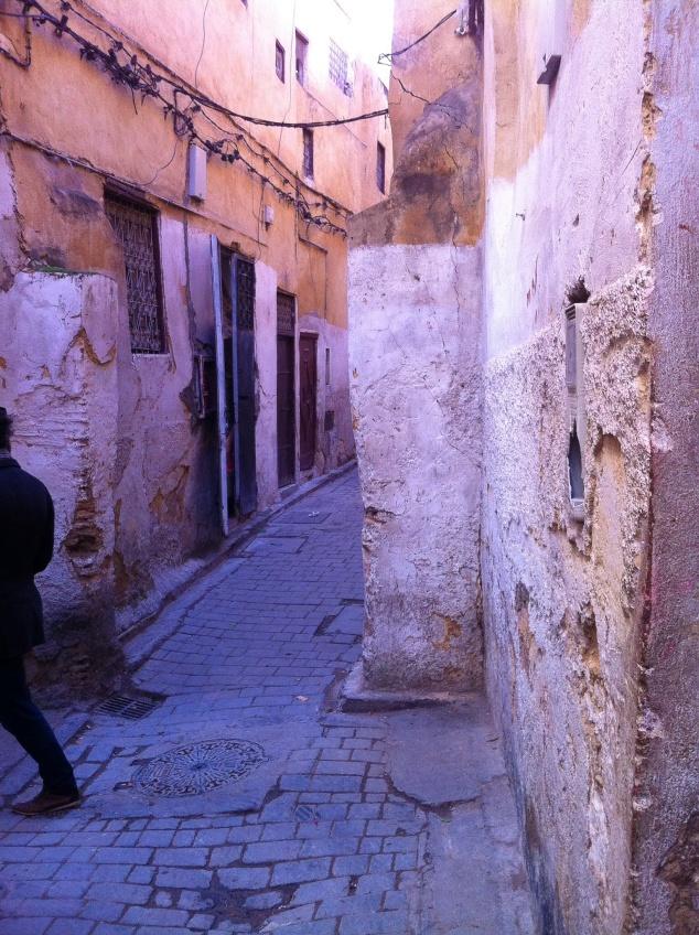 Meknes medina Morocco