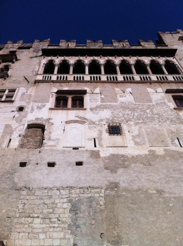 Trento Castle Italy