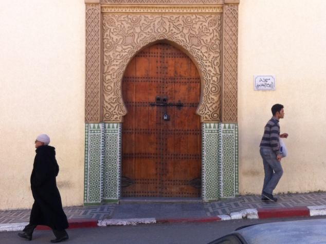 Morocco, door