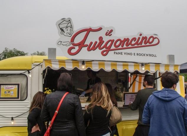 Food truck bologna