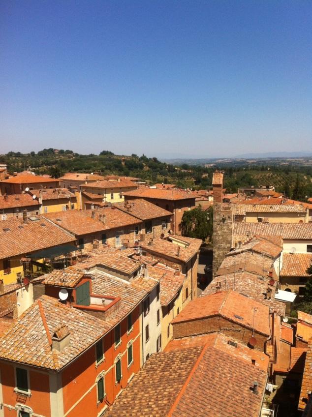 Chiusi, province of Siena