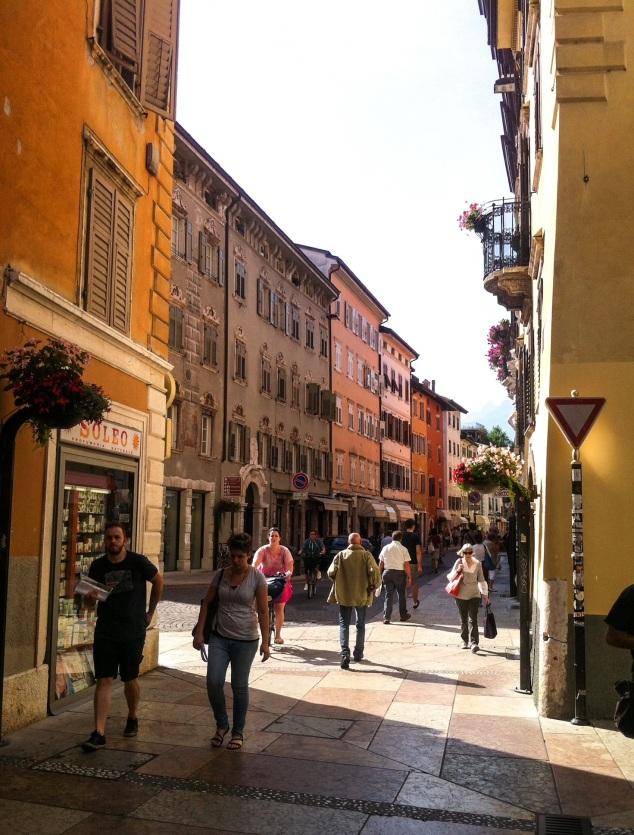 Centro storico, Trento, Italy