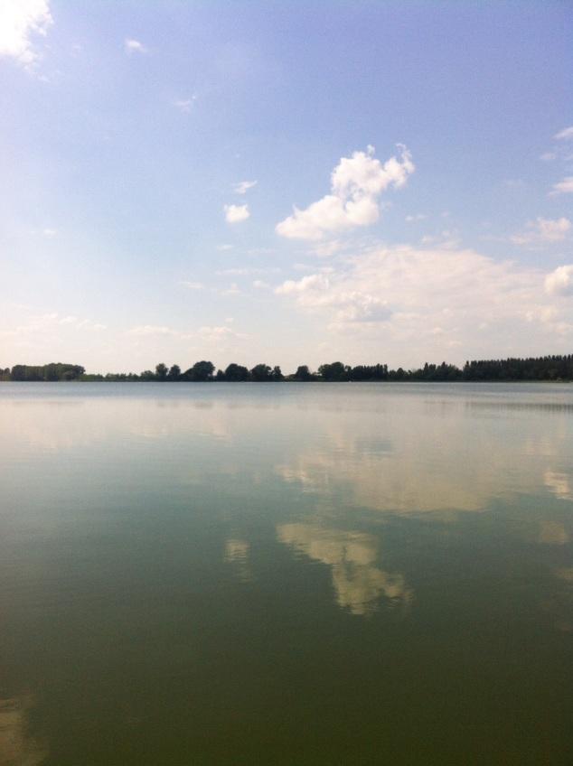 Mantova lake