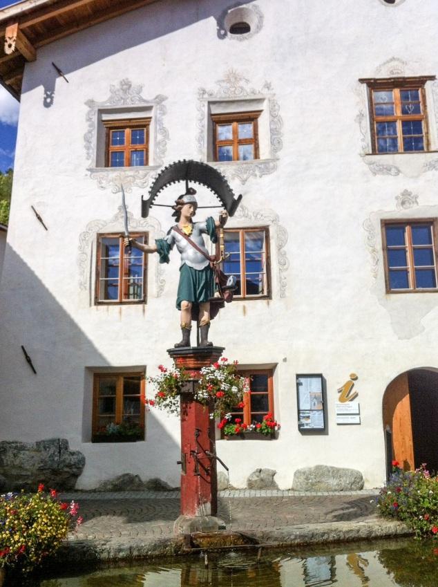 religious figure alto adige sudtirol italy
